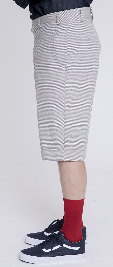 Gatsby Narrow Hem Shorts