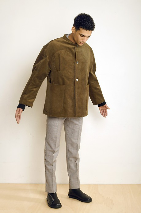 Field Jacket, Trench Shirt, One Piece Pant